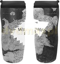 Game Of Thrones Travel Mug Winter Is Here (Gra O Tron) - zdjęcie 1
