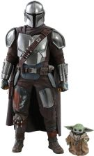 Star Wars The Mandalorian 1/6 The Mandalorian I The Child 30 Cm - zdjęcie 1