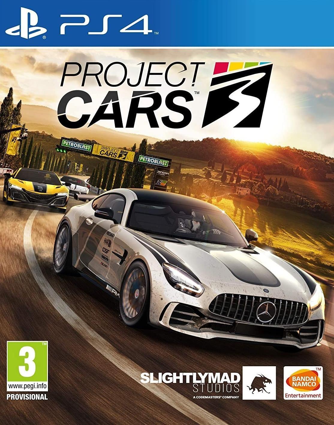 Project Cars 3 Gra Ps4 Ceny I Opinie Ceneo Pl