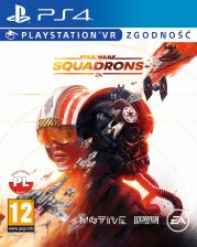 Star Wars Squadrons (Gra PS4)
