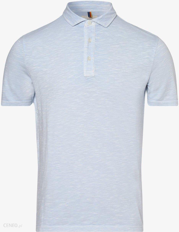 Marc O'Polo Męska koszulka polo, niebieski
