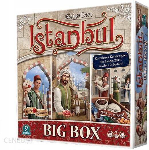 2 Pionki Istanbul Big Box