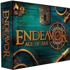 Burnt Island Games Endeavor Age Of Sail + Age Of Expansion (Gra W Wersji Angielskiej)