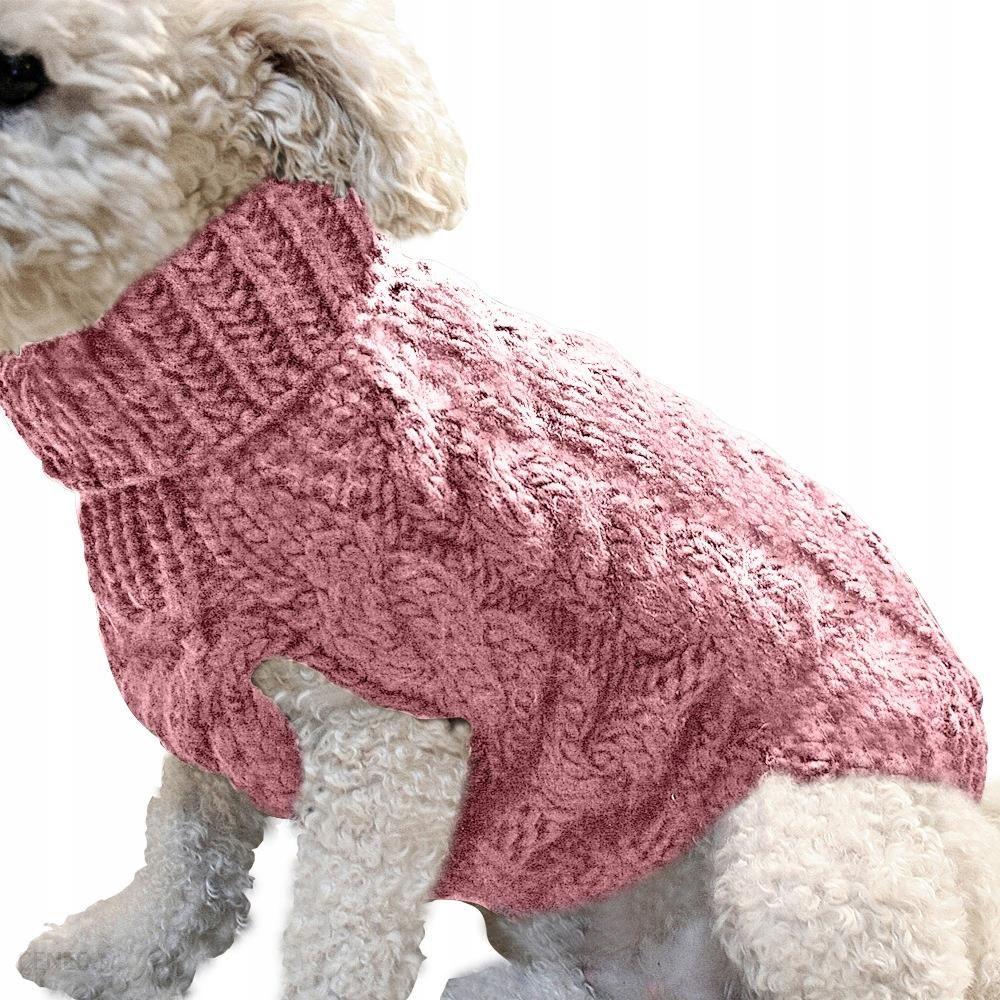 Sweter Ubranie Dla Psa Utrzymuj Cieplo W Zimie L Ceny I Opinie Ceneo Pl