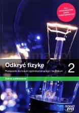 Podręcznik szkolny Fizyka LO 2 Odkryć fizykę Podr. ZP w.2020 NE   Wielka Wyprzedaż Magazynu   Rabaty do -80% - zdjęcie 1