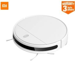 """XIAOMI MIJIA MI SWEEPING MOPPING ROBOT VACUUM CLEANER G1 FOR HOME CORDLESS WASHING 2200PA CYCLONE SUCTION SMART PLANNED WIFI"""