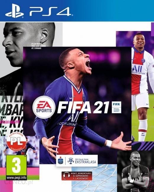 Fifa 21 Gra Ps4 Ceny I Opinie Ceneo Pl