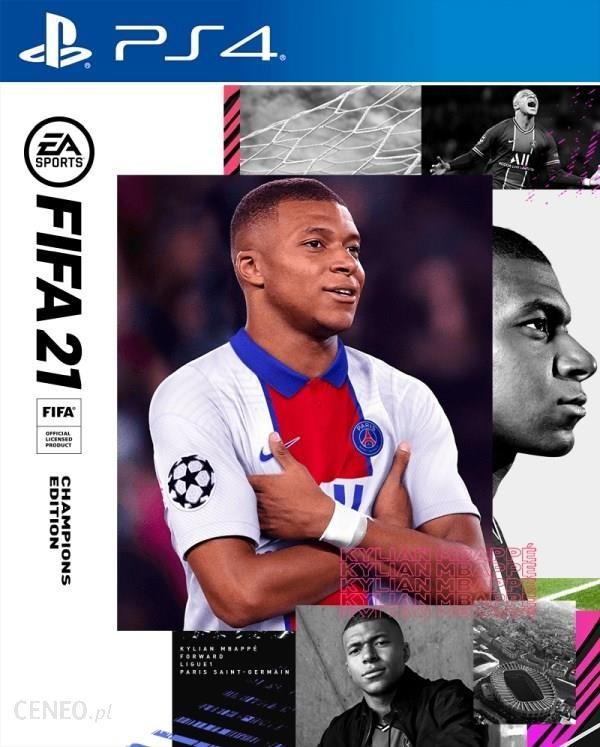 Fifa 21 Edycja Mistrzowska Gra Ps4 Ceny I Opinie Ceneo Pl