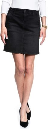 LEE TAILORED A LINE SKIRT BLACK TYRO L38BCPJW