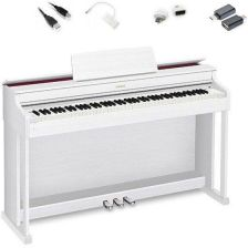 Casio Ap-470 We - Pianino Cyfrowe + Adaptery Do Ios / Android Do Chordana Play