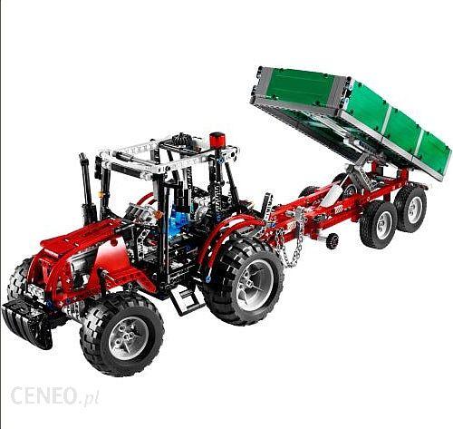 Klocki Lego Technic Traktor Z Przyczepą 8063 Ceny I Opinie Ceneopl