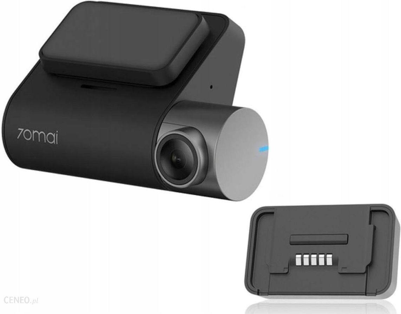Xiaomi 70mai Dash Cam Pro + Moduł GPS + Karta 64GB 80MB/s + Ładowarka Midrive CC02