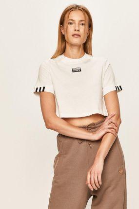 Koszulka na ramiączkach adidas Trefoil CE5580 Ceny i