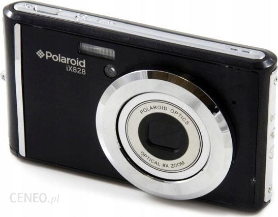 POLAROID iX828 Czarny