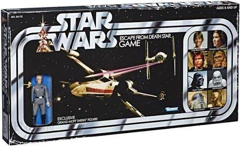 Hasbro Gaming Star Wars Ucieczka Z Gwiazdy Śmierci E6172