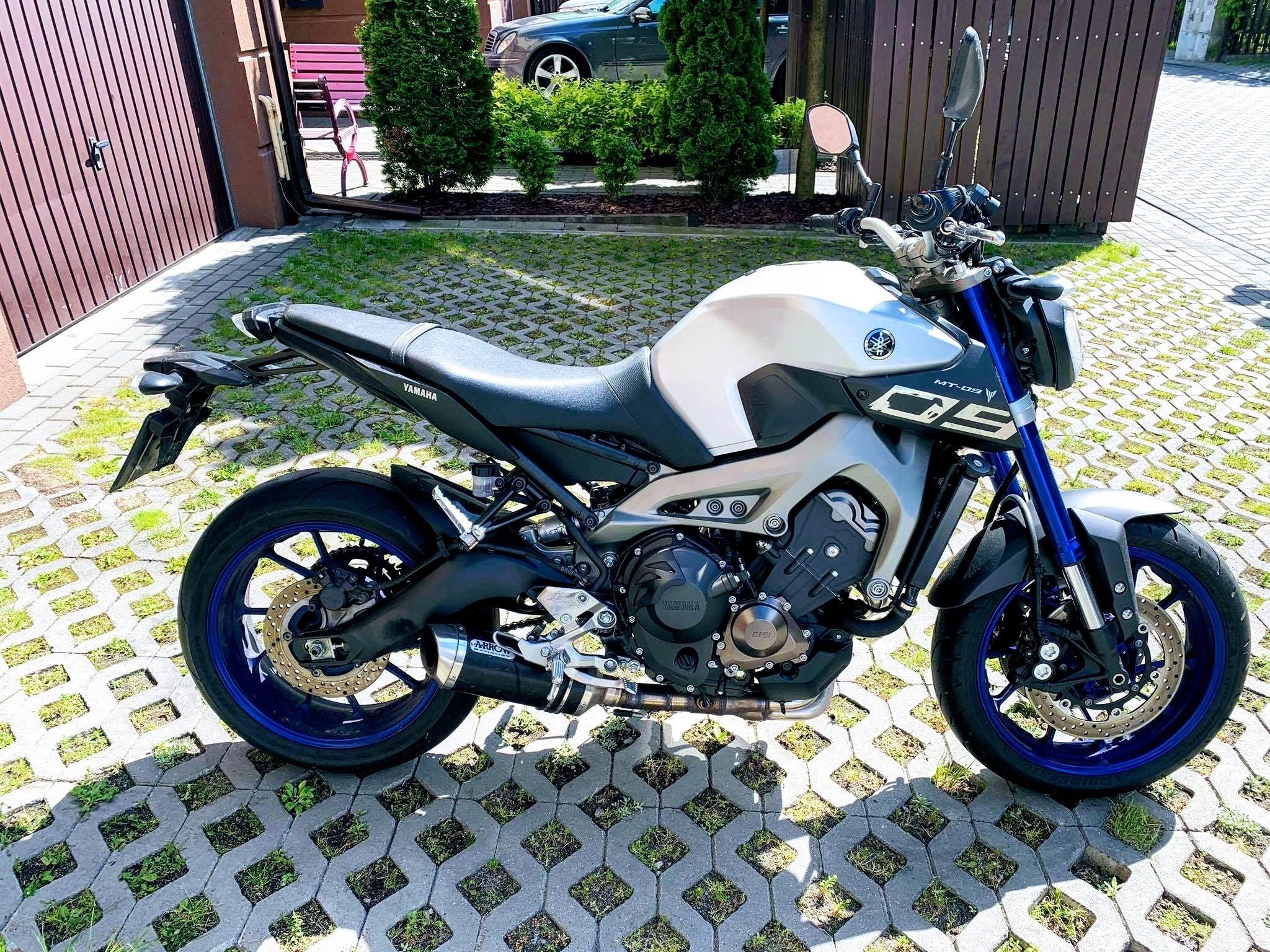 Yamaha Mt 09 Rn29 Opinie I Ceny Na Ceneo Pl