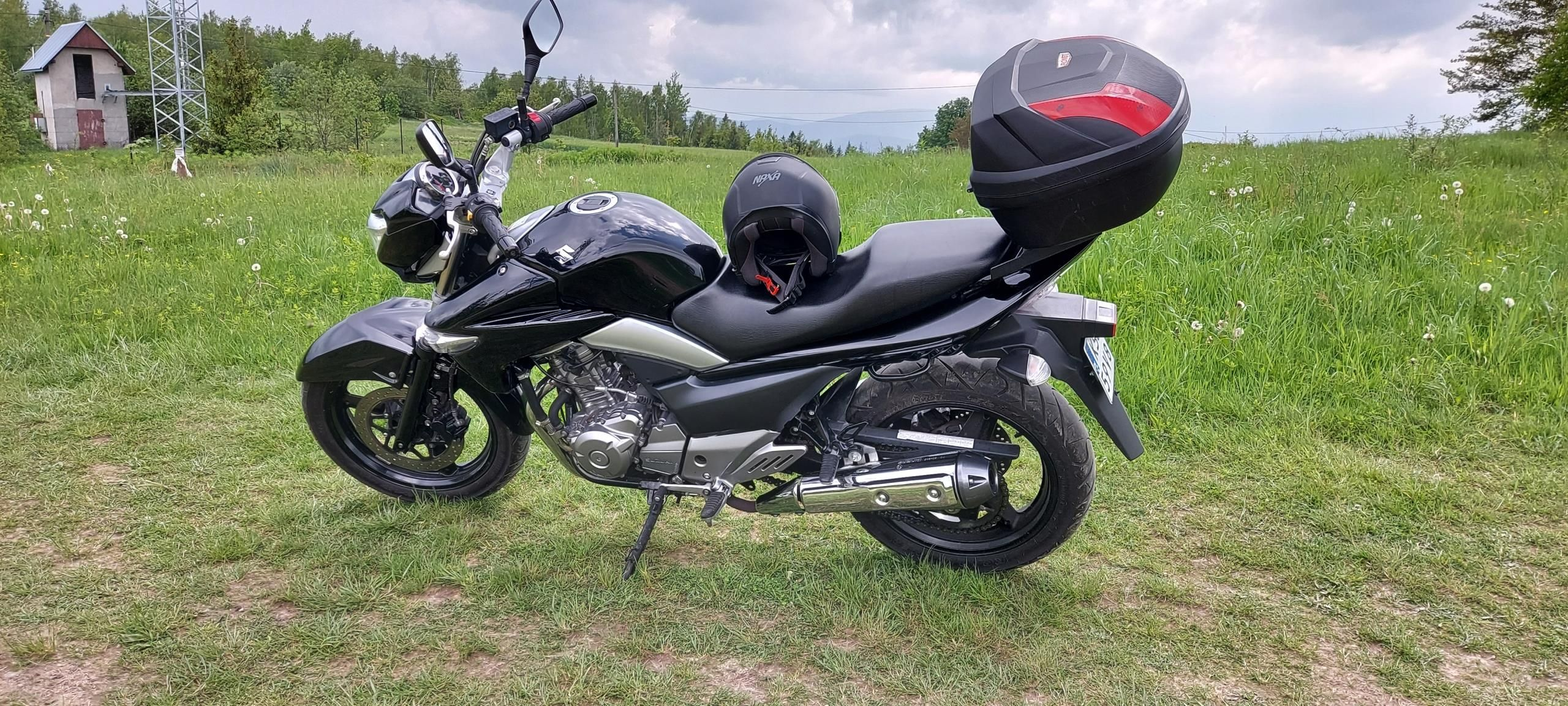 Suzuki Inazuma 250 Gw250 Opinie I Ceny Na Ceneo Pl
