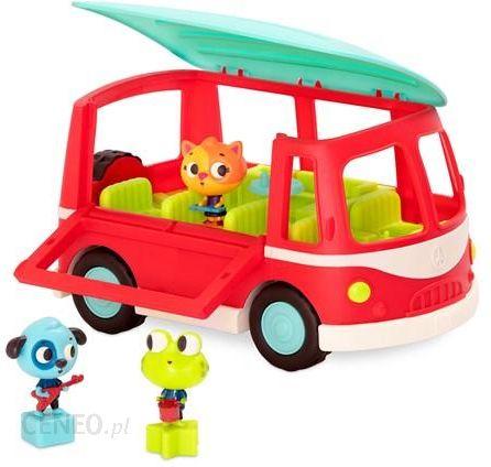 B. Toys Muzyczny Autobus Z Pasażerami Lb1746Z