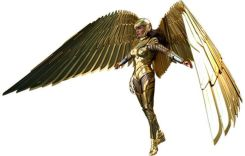 Wonder Woman 1984 1/6 Golden Armor Wonder Woman (Deluxe) 30 Cm