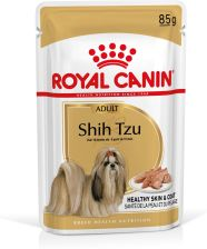 Royal Canin Shih Tzu Adult Wet pasztet 12x85g
