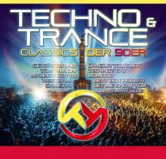 Techno and Trance Classics der 90er Hity Lat90 2CD