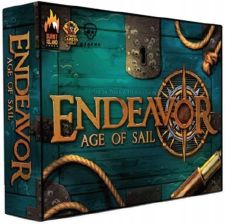 Czacha Games Endeavor - Age of Sail + 6 Kart Promocyjnych