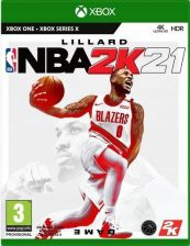 NBA 2K21 (Gra Xbox One)