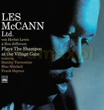 Les Mccann - Plays Shampoo At Village (CD)