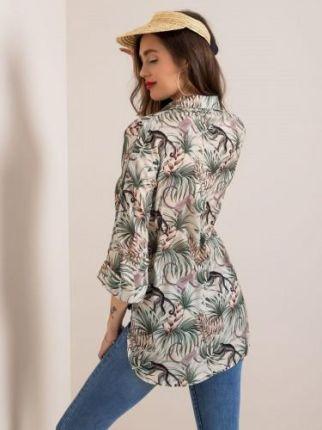 Jedwabna koszula damska jedwab naturalny Ceny i opinie  vLuGM