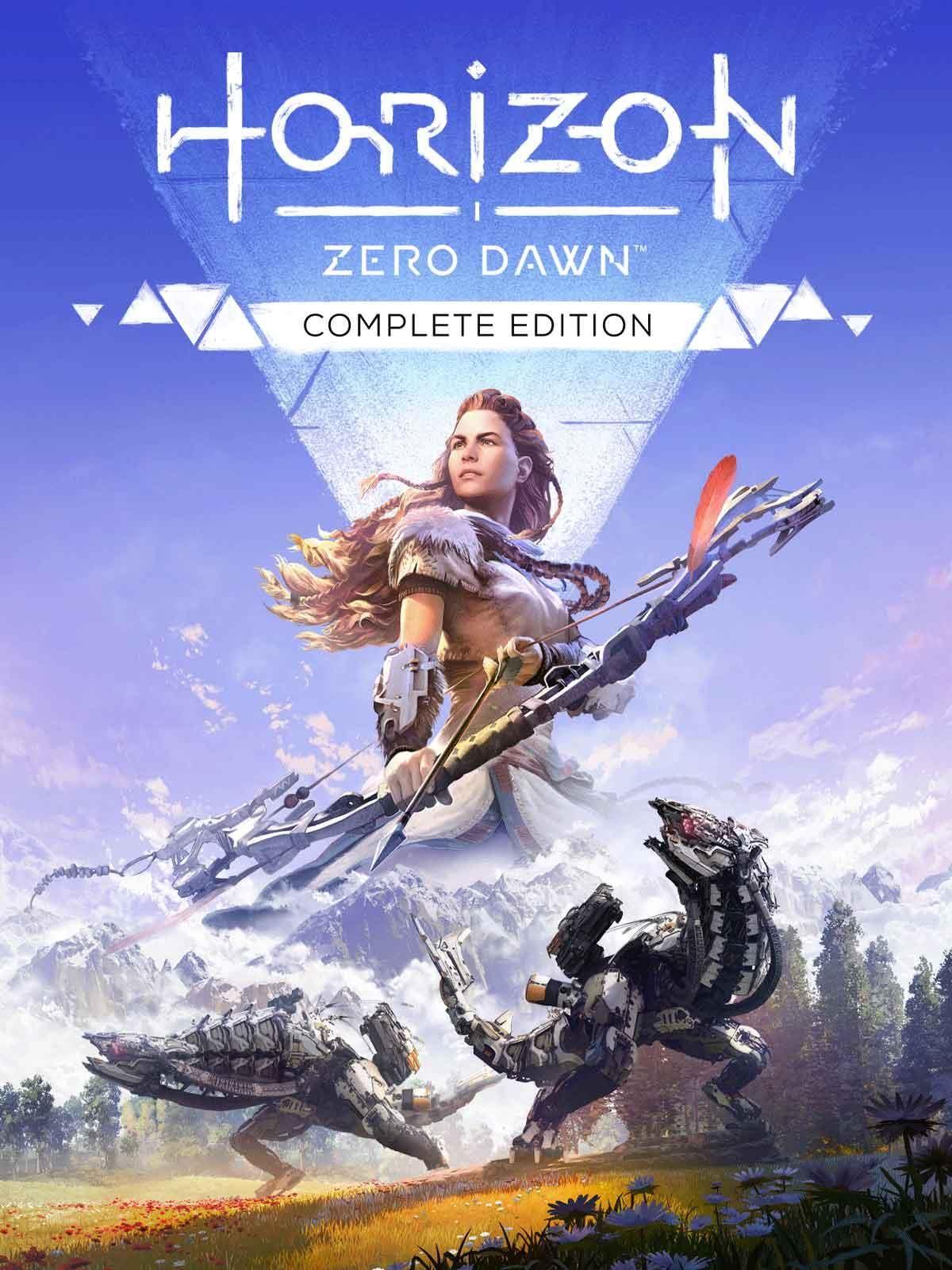 Horizon Zero Dawn Complete Edition Digital Od 91 77 Zl Opinie Ceneo Pl