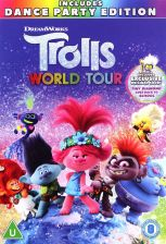 Trolls 2: World Tour (trolle 2) (DVD)
