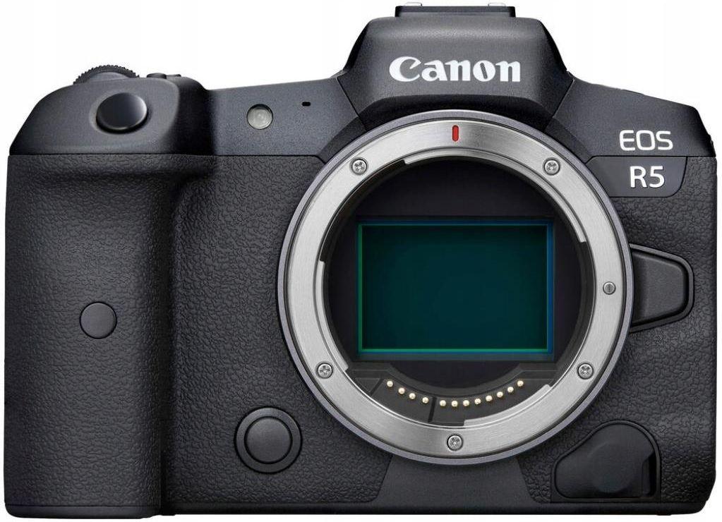 """""""Canon EOS R5"""" korpusas"""