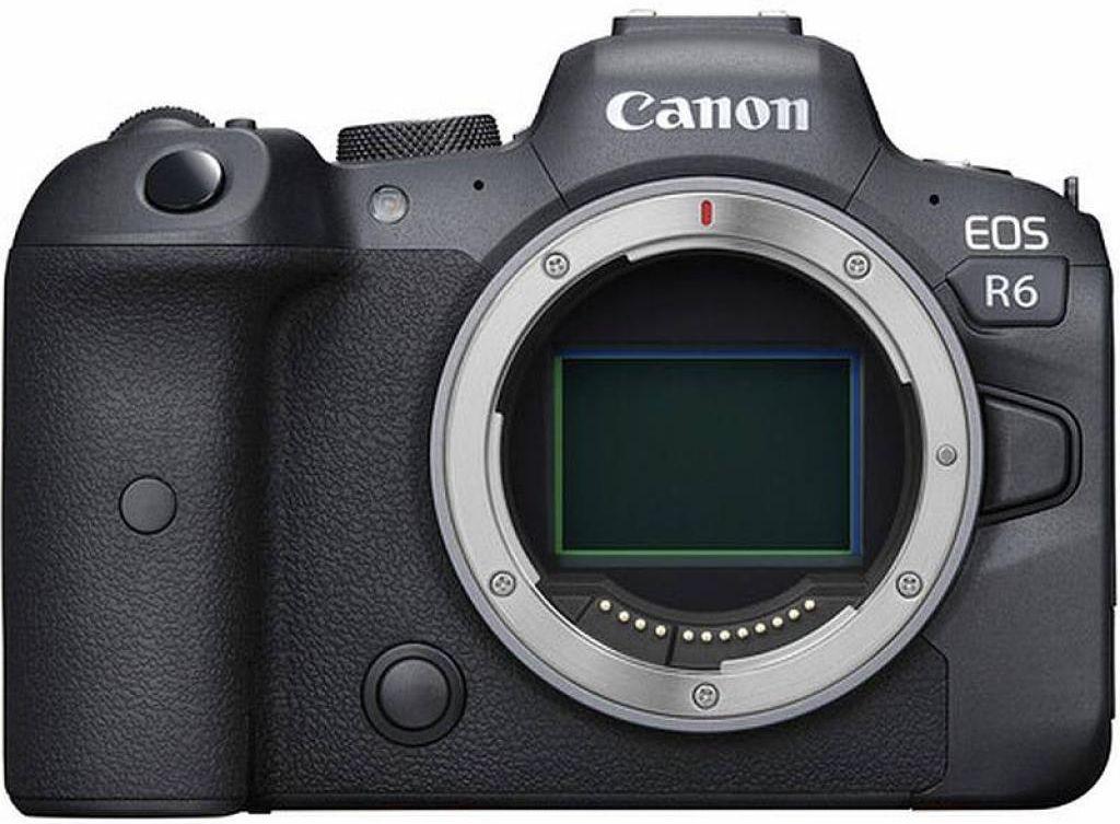 Aparat Cyfrowy Z Wymienna Optyka Canon Eos R6 Body Ceny I Opinie Na Ceneo Pl
