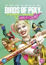 Birds of Prey: And the Fantabulous Emancipation of One Harley Quinn (Ptaki nocy (i fantastyczna emancypacja pewnej Harley Quinn)) [DVD]