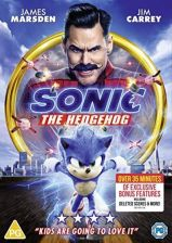 Sonic The Hedgehog (Jeż Sonic) [DVD]