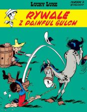 Rywale z Painful Gulch. Lucky Luke. Tom 19