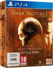 The Dark Pictures: Volume 1 (Man of Medan & Little Hope) Edycja Limitowana (Gra PS4)