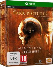 The Dark Pictures: Volume 1 (Man of Medan & Little Hope) Edycja Limitowana (Gra Xbox One)