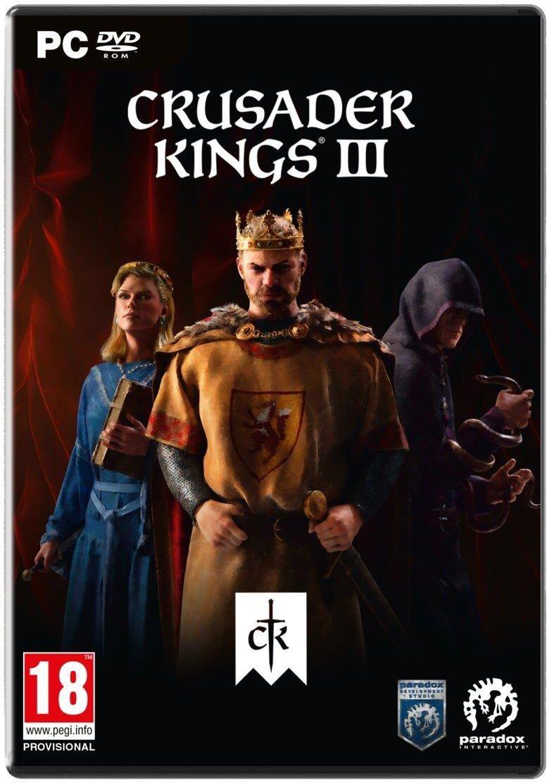 Crusader Kings III (Gra PC)