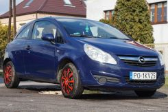Opel Corsa 1.0 Benz REJ PL Radio MP3 4Airbag
