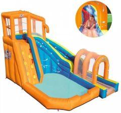 Bestway Wodny Plac Zabaw Zjezdzalnia Dla Dzieci 53303 Ceny I Opinie Ceneo Pl