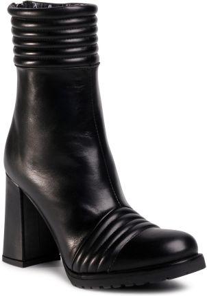 Botki GINO ROSSI DBI705 SAVONA Black Ceny i opinie