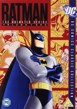 Batman Animated Season 1 Vol 1 (4DVD)