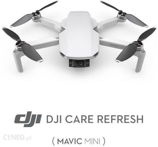 DJI Care Refresh Mavic Mini - elektroninis kodas