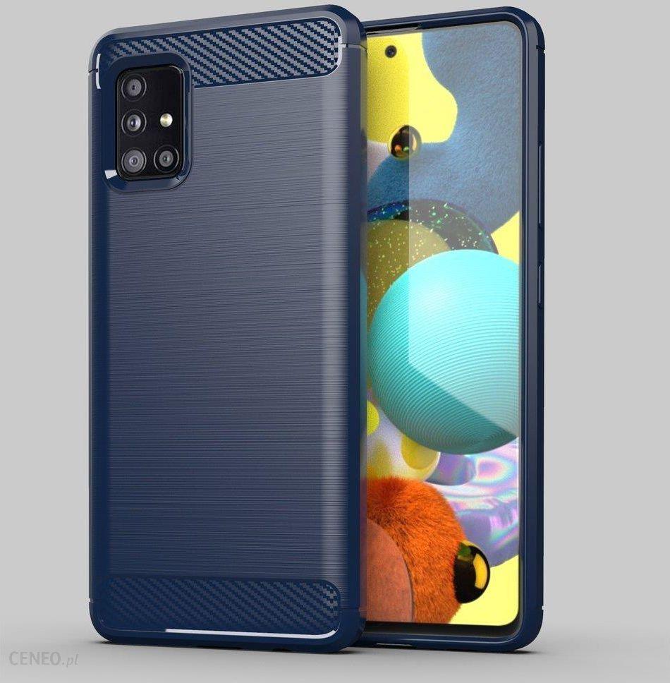 Hurtel Carbon Case Elastyczne Etui Pokrowiec Samsung Galaxy A51 5g Czarny Etui Na Telefon Ceny I Opinie Ceneo Pl