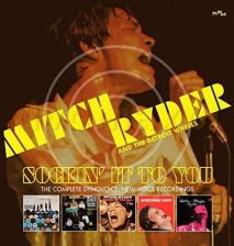 Płyta kompaktowa Mitch Ryder & Detroit Wheels - Sockin It To You - The Complete (3CD) - zdjęcie 1