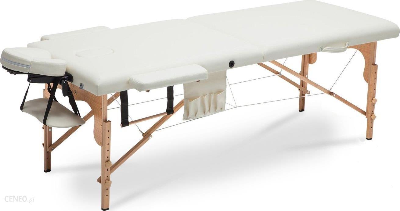 Lozko Do Masazu Bodyfit Stol Lozko Do Masazu 2 Segmentowe Drewniane Xxl Uniwersalny Ceny I Opinie Ceneo Pl