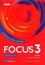 Focus Second Edition 3. Student's Book + kod (Digital Resources + Interactive eBook)