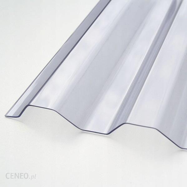 Poliweglan Plyta Trapezowa 0 9x3 0 M Przezroczysta Suntuf Pokrycia Dachowe Opinie I Ceny Na Ceneo Pl