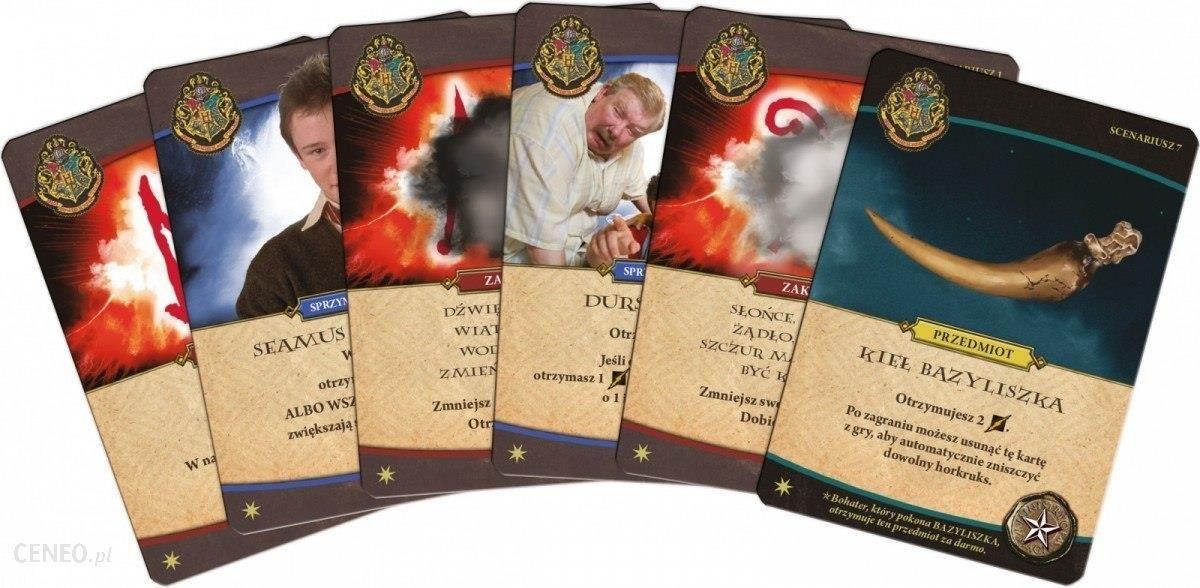 Rebel Harry Potter Hogwarts Battle - Zestaw 6 Kart